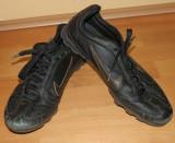 Nike running piele naturala, marime 42 okazie reducere, Negru