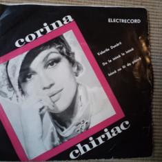 Corina chiriac valurile dunarii vinyl single disc pop muzica usoara sile dinicu - Muzica Pop electrecord, VINIL