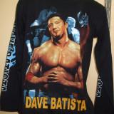 BLUZE wrestling DAVE BATISTA