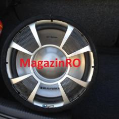 Subwoofer Blaupunkt GT -1200t 12 SERIES - Subwoofer auto Blaupunkt, peste 200W