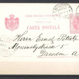 1906 carte postala