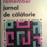 A. E. Baconsky - Remember jurnal de calatorie