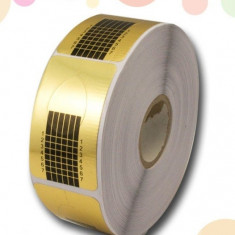 Sabloane constructie-rola ptr unghii false -100 bucati - Model unghii Sina