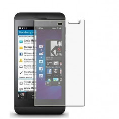 2 X Folie De Protectie Clear Blackberry Z10