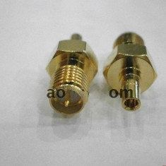 Adaptor SMA pin tata la CRC9