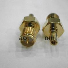 Adaptor SMA pin tata la CRC9 - Antena