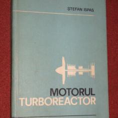 V. Pimsner - Motorul turboreactor - Carti Mecanica
