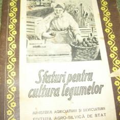 SFATURI PENTRU CULTURA LEGUMELOR M NISTOR - Carte Hobby Gradinarit