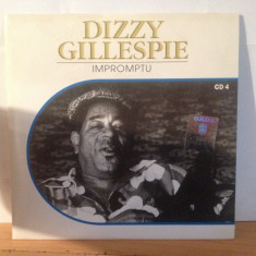 DIZZY GILLESPIE - IMPROMPTU (2002) - Muzica Jazz Altele, CD