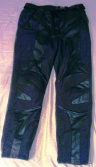 PANTALONI MOTO , OUT DOOR ! WATERPROOF ! XXL. foto