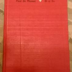 George Sand / Paul de Musset - Ea si el / El si ea - Roman, Anul publicarii: 1978