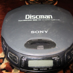 CD Player Sony Discman D-151