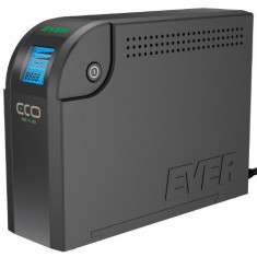 Sursa neintreruptibila UPS, 300W, EVER ECO 500 LCD - 004244