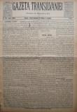 Gazeta Transilvaniei , Numer de Dumineca , Brasov , nr. 69 , 1904 , cu supliment de Paste