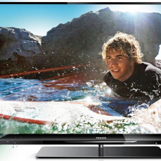 LED TV 3D PHILIPS 42PFL6007, NOU, SIGILAT - Televizor LED Philips, 107 cm, Full HD, Smart TV, HDMI: 1, Lan: 1