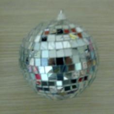 Glob Brad cu oglinzi - Ideal Craciun / Revelion - Globuri brad