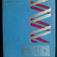 Genetica - Iulian Dracea Ed. didactica si pedagogica Bucuresti - 1975 - Carte Biologie