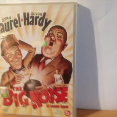 STAN LAUREL & OLIVER HARDY - THE BIG NOSE(1942/2009/FOX) -DVD COMEDY/NOU/SIGILAT - Film drama fox, Romana