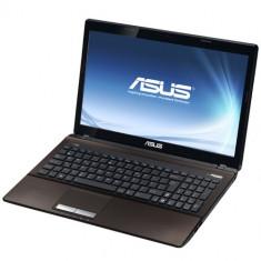 Vand laptop Asus X/K53E ca si nou!!!, Intel Core i3, Diagonala ecran: 15, 2 GB, 500 GB, Windows 7