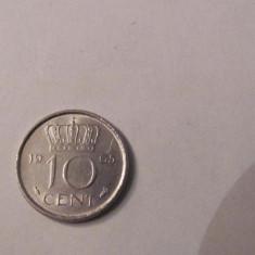 CY - 10 cents (centi) 1965 Olanda