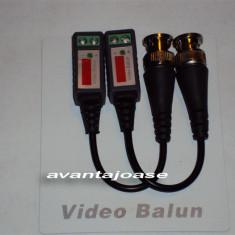MUFA VIDEO BALUN 2 BUC LA SET - Camera CCTV