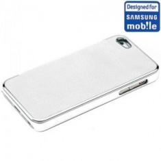 Husa Anymode Pocket Folio Bumper White Apple Iphone 5 - Bumper Telefon Anymode, Alb