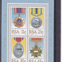 Ordine si medalii militare, RSA.