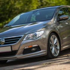 Prelungire bara fata VW Passat CC Rline - Prelungire bara fata tuning NSSC Lighting, Volkswagen, PASSAT CC (357) - [2008 -2011]