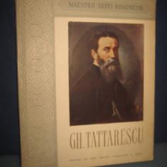 ARTA-CARTI REVISTE ROMANIA. M.A.R.-Gh.Tatarescu 1955. Maestrii Artei Romanesti. - Album Pictura