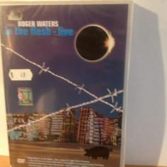 ROGER WATERS (PINK FLOYD) - IN THE FLASH LIVE (2002 /SONY REC )- DVD NOU/SIGILAT