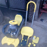masina pentru copii sub 3 ani