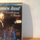 JAMES LAST - GENTELMEN OF MUSIC - LIVE IN GERMANY (2000/SONY ) - DVD NOU/SIGILAT - Muzica Rock sony music