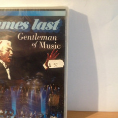 JAMES LAST - GENTELMEN OF MUSIC - LIVE IN GERMANY (2000/SONY ) - DVD NOU/SIGILAT