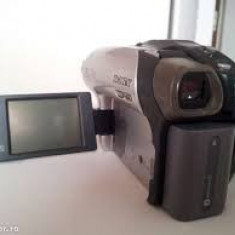 Camera video sony, 2-3 inch, Mini DV, 30-40x