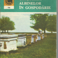 IOAN SAVU - CRESTEREA ALBINELOR IN GOSPODARIE (N3) by DARK WADDER - Roman, Anul publicarii: 1985