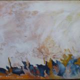 Lume Spirituala_1 - semnat Veronica Adorian 2000 - Pictor roman
