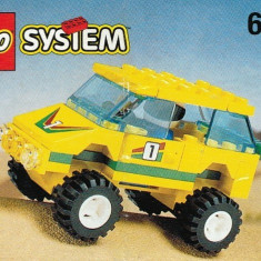 LEGO 6550 Outback Racer (Masina curse) - LEGO City