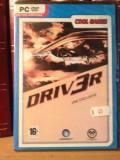 DRIVER 3 - JOC PC/DVD (2007) NOU/SIGILAT, Curse auto moto, 16+
