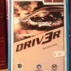 DRIVER 3 - JOC PC/DVD (2007) NOU/SIGILAT - Jocuri PC Altele, Curse auto moto, 16+