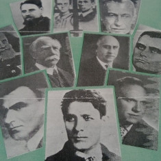 LEGIONARII NOSTRI ION COJA MISCAREA LEGIONARA GARDA DE FIER LEGIUNEA CZCODREANU