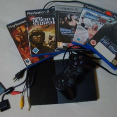 Consola PS2 slim - PlayStation 2 Sony