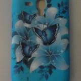 Husa protectie silicon Samsung Galaxy S Duos s7562 + folie protectie ecran + expediere gratuita - Husa Telefon