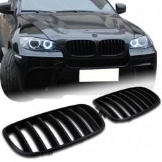 Grile negre BMW X5 E70 / X6 E71 - Grila, X5 (E70) - [2007 - 2013]