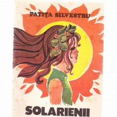 PATITA SILVESTRU -SOLARIENII - Carte poezie copii