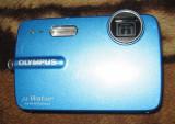 Camera Foto OLYMPUS  u550WP WaterProof 10Mp DEFECT