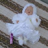 papusa nou nascut  cu haine facute manual pana la ultimul detaliu baby born (si prin posta rom)
