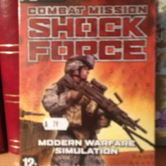 COMBAT MISSION SHOCK FORCE -JOC PC/DVD (2007)  - NOU/SIGILAT