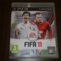 Fifa 11 pentru PS3 Original - Jocuri PS3 Ea Sports, Sporturi, 3+, Multiplayer