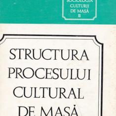 STRUCTURA PROCESULUI CULTURAL DE MASA de H. CULEA
