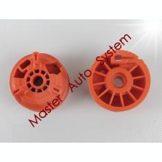 Rola tambur ghidaj cabluri macara geam Renault Laguna 2 ('01-'07) fata dr.